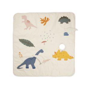 Couverture d'activité - tapis d'eveil Glenn Activity Blanket - Mélange de dino