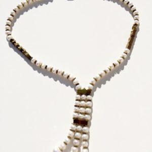 Collier Perle de Culture Fermoir aimant Bijoux Atelier114 Toulouse