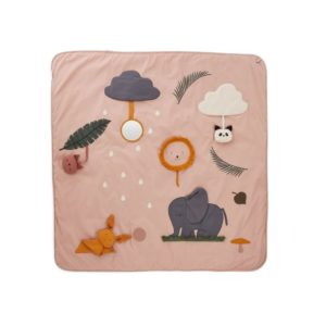 couverture d'activite liewwod Glenn Activity Blanket - Rose