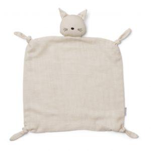 doudou-plat-agnete-cat-beige-liewood