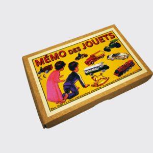 Memo des jouets-Marc Vidal