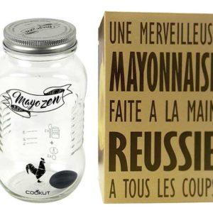 Shaker à mayonnaise écologique 1