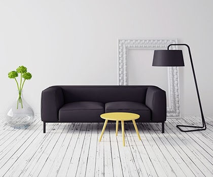 Décoration, Design