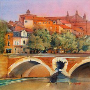 Aquarelliste Toulouse