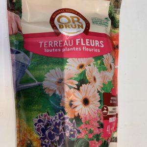 Terreau fleur Or Brun 4L TOULOUSE