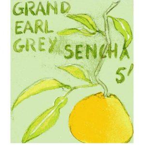 Earl Grey Sencha