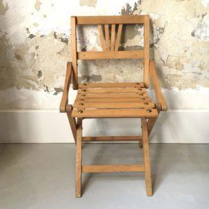 Chaise enfant pliante Thonet