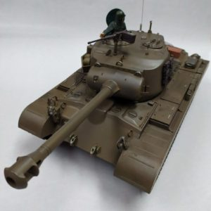 RC Battle Tank U.S. M26 Pershin