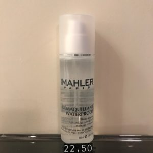 Démaquillant Waterproof 100 ml Simone MAHLER