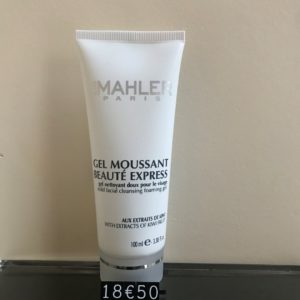 Gel moussant Beauté express 100ml Simone MAHLER