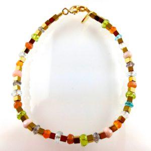 Bracelet Pierre des Indes Hématite