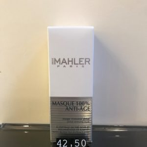 Masque 100% anti-age 50 ml Simone Mahler