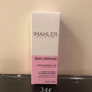 Masque Skin défense 30ml Simone MAHLER