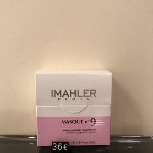 Masque numéro 9 10 sachets de 5g Simonr MAHLER