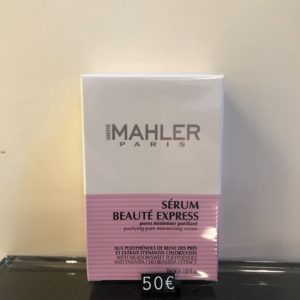 Sérum Beauté EXPRESS 30 ml Simone MAHLER