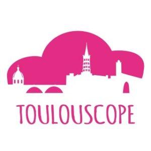 Toulouscope logo