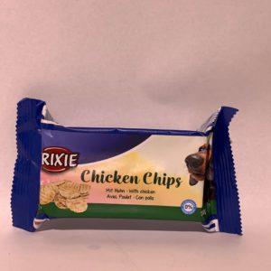 chicken chips 100g TRIXIE