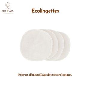 Ecolingettes Couleur Caramel