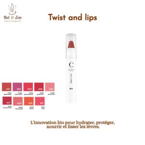 Twist and Lips