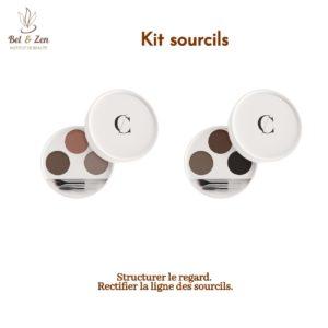 Kit sourcils