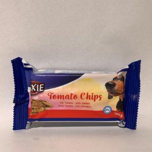 Tomato chips 100g TRIXIE