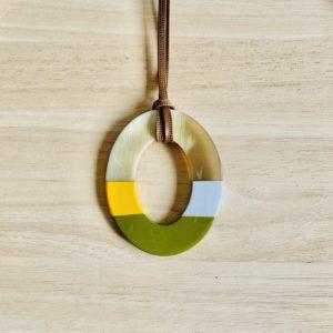 Mariette - jaune olive