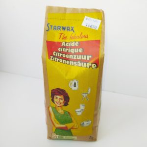 Acide citrique Starwax